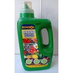 ABONO ORGÁNICO BONSOL