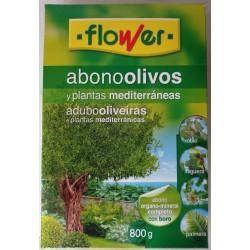 ABONO OLIVOS FLOWER 800 Gr.