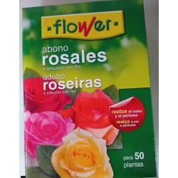 ABONO ROSALES 1 Kg. FLOWER